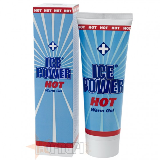 Ice Power Hot Gel 75 ml
