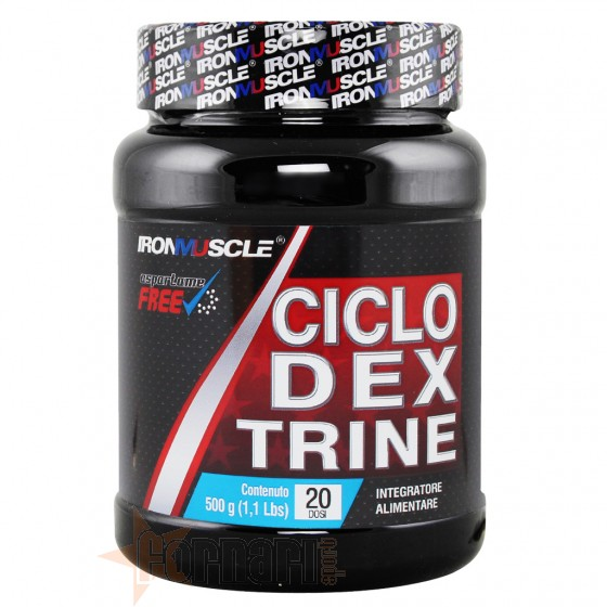 Iron Muscle Ciclodextrin 500 gr