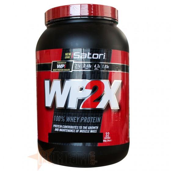 Isatori WP2X Whey Protein Proteine del Siero di Latte