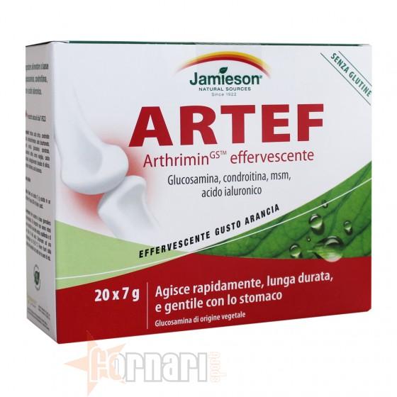 JAMIESON ARTEF EFFERVESCENTE 20 BUSTE