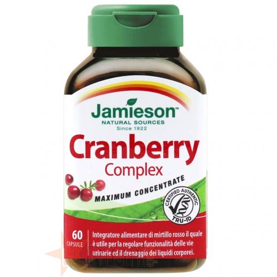 Jamieson Cranberry Complex 60 cps