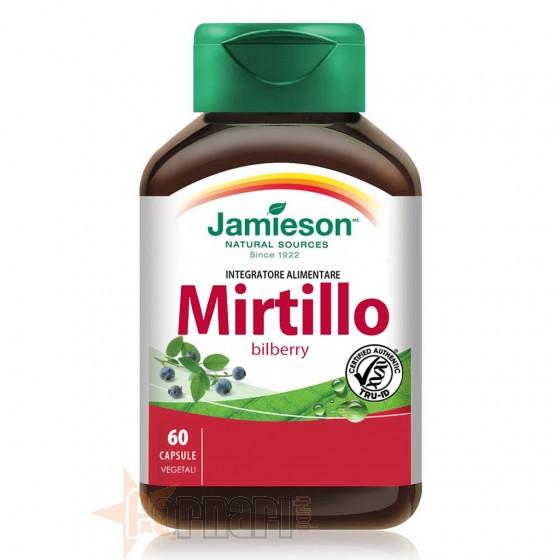 Jamieson Mirtillo Bilberry 60 cps
