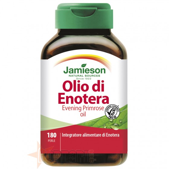 Jamieson Olio di Enotera 180 Perle