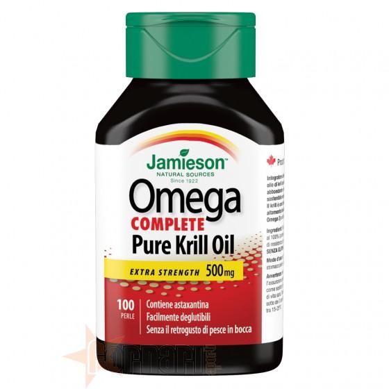 Jamieson Omega 3 Complete Super Krill 100 Perle