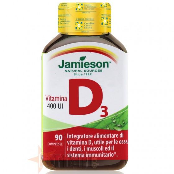 Jamieson Vitamina D3 90 cpr