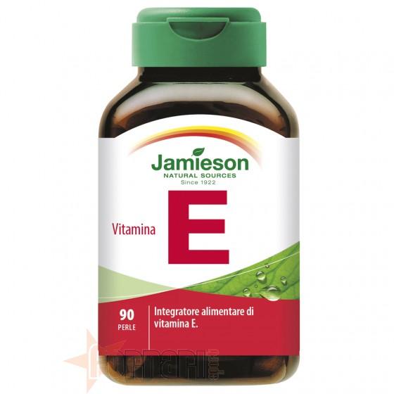 Jamieson Vitamina E 90 Perle
