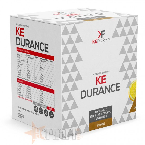 Keforma Kedurance 16 Buste da 25 gr