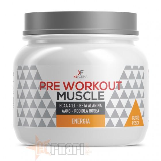 Keforma Pre Workout Muscle 225 gr