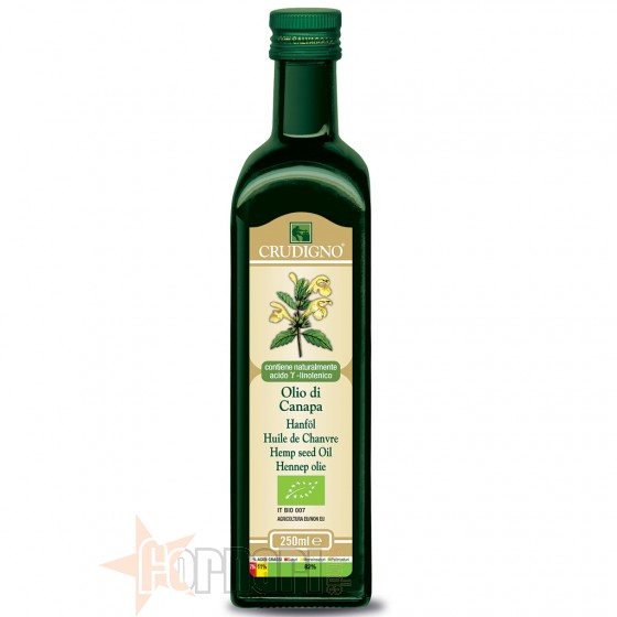 Ki Group Crudigno Olio di Canapa 250 ml