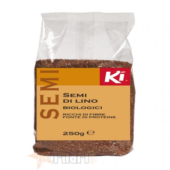 Ki Group Ki Semi di Lino Biologici 250 gr