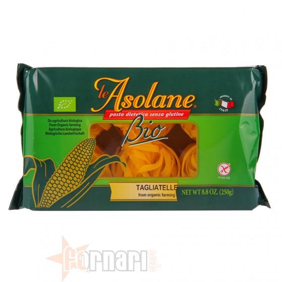 Ki Group Le Asolane Tagliatelle di Mais Alimentazione Senza Glutine