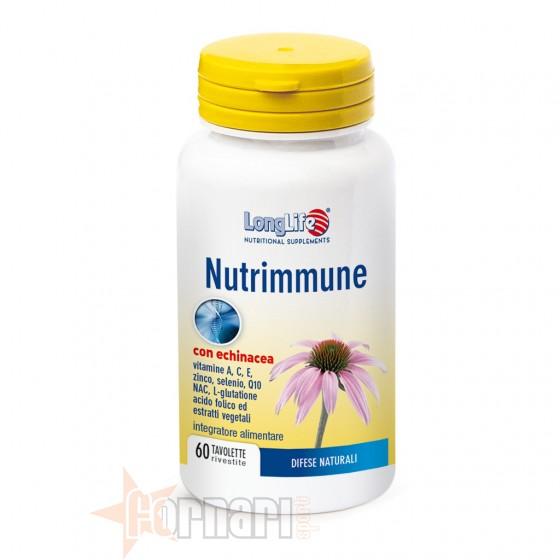 Long Life Nutrimmune 60 Tav