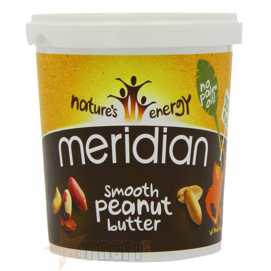 Meridian Smooth Peanut Butter 1 Kg