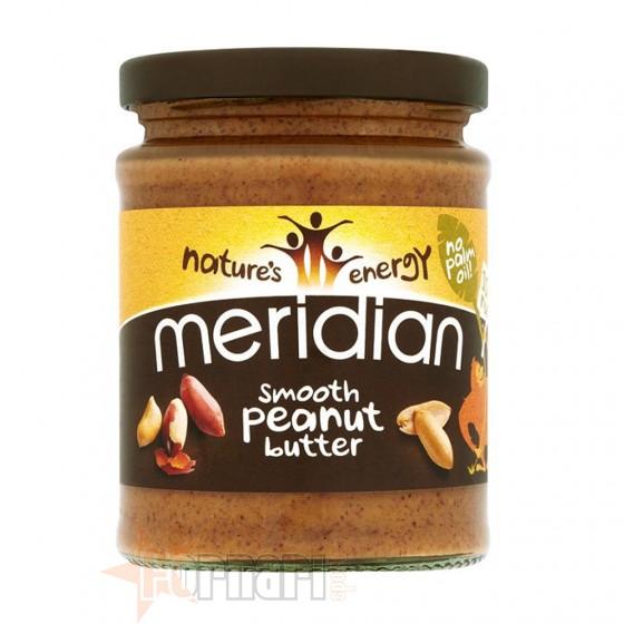 Meridian Smooth Peanut Butter 280 gr