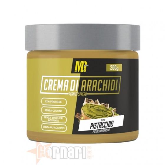 Mg Food Crema di Arachidi Pistacchio 250 gr