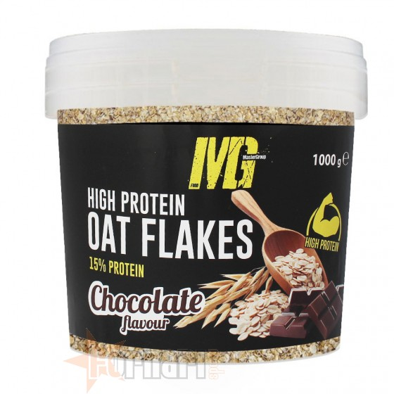 Mg Food High Protein Oat Flakes 1 Kg