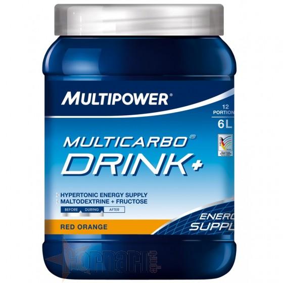 MULTIPOWER MULTICARBO DRINK+ 660 GR