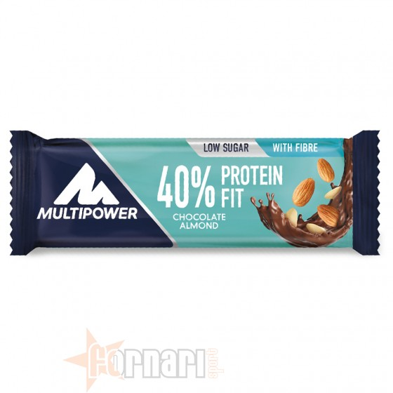 Multipower 40% Protein Fit Barretta Proteica