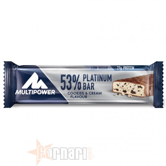 Multipower 53% Platinum Bar Barretta Proteica