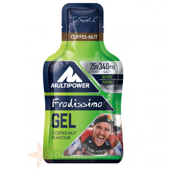 Multipower Frodissimo Gel Energetico