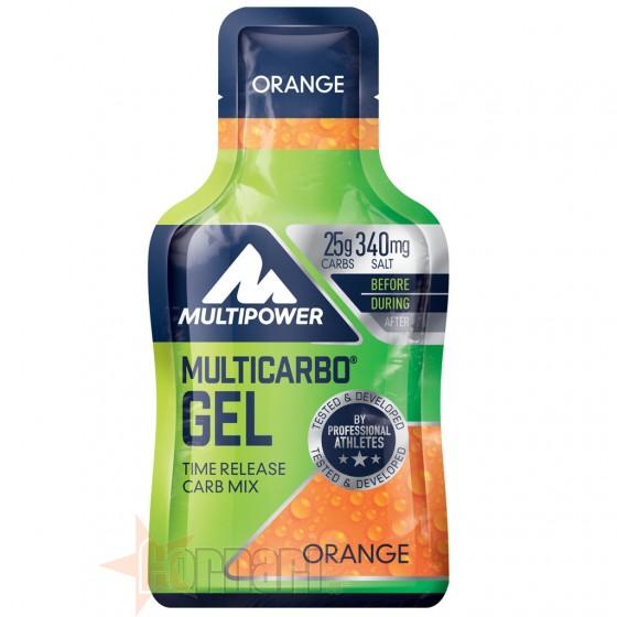 Multipower Multicarbo Energy Gel Energetico