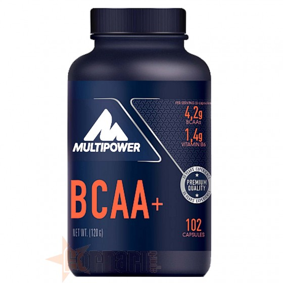 Multipower Bcaa+ Aminoacidi Ramificati