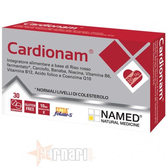 Named Cardionam 30 cpr