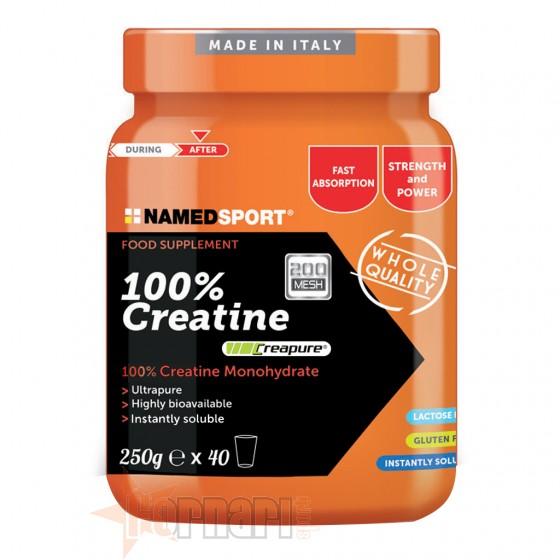 Named Sport 100% Creatine 250 gr