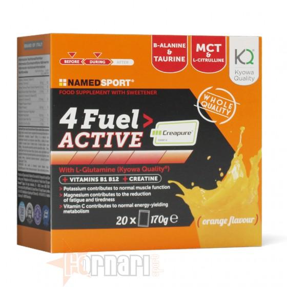 Named Sport 4 Fuel Active 20 Buste
