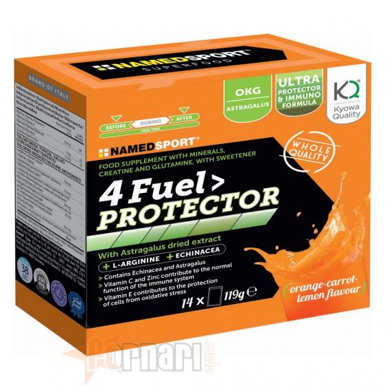 Named Sport 4 Fuel Protector 14 Buste