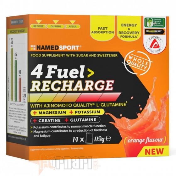 Named Sport 4 Fuel Recharge 14 Buste