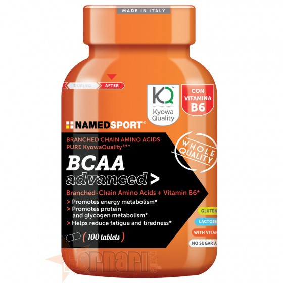 Named Sport Bcaa Advanced 100 cpr