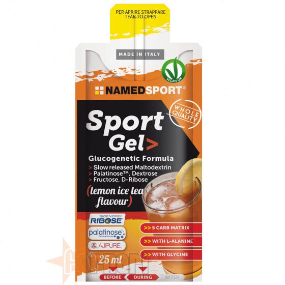 Named Sport Gel Glucogenetic Formula 25 ml