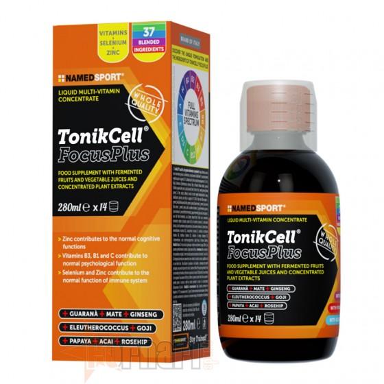 Named Sport TonikCell FocusPlus 280 ml