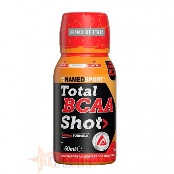 Named Sport Total Bcaa Shot 60 ml