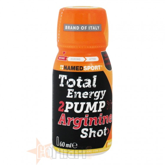 Named Sport Total Energy 2Pump Arginine Shot 60 ml