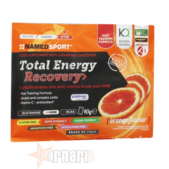 Named Sport Total Energy Recovery 40 gr
