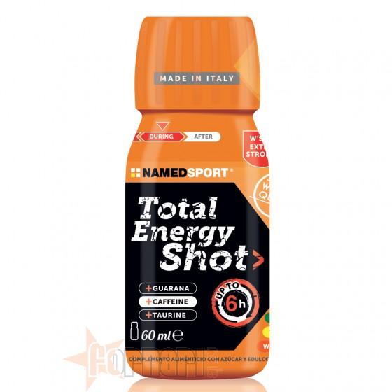 Named Sport Total Energy Shot 60 ml
