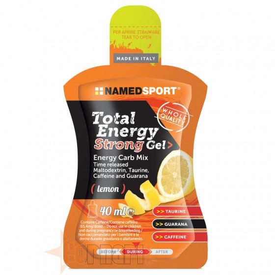 Named Sport Total Energy Strong Gel 40 ml