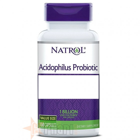 Natrol Acidophilus Probiotic 150 cps