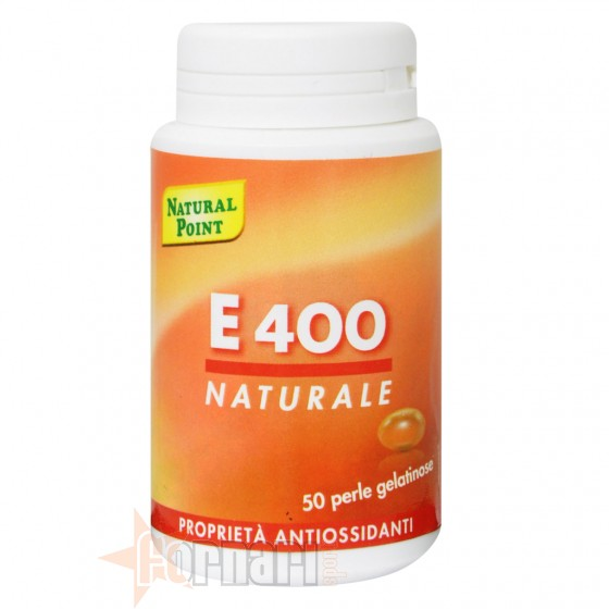 Natural Point E 400 Naturale 50 Perle