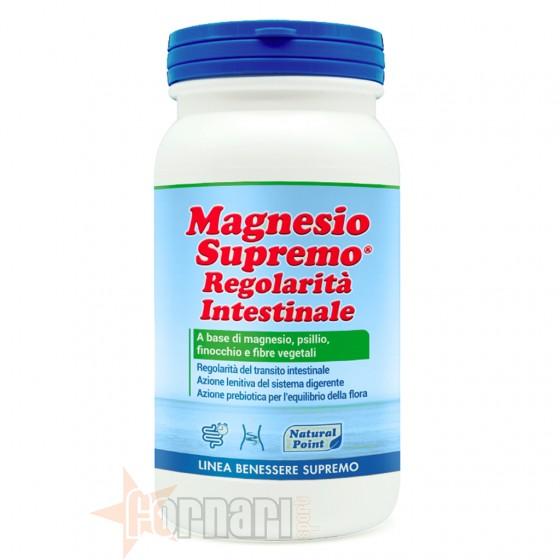 Natural Point Magnesio Supremo Regolarità Intestinale 150 gr