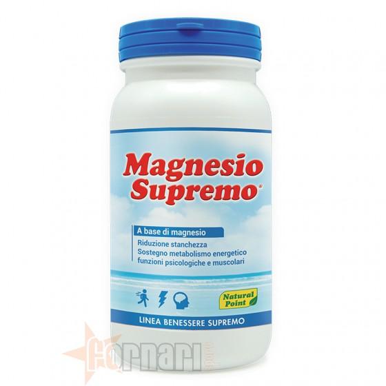 Natural Point Magnesio Supremo Solubile 150 gr