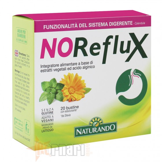 Naturando Noreflux 20 Bustine