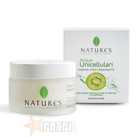 Nature's Acque Unicellulari Crema Viso Idratante 50 ml
