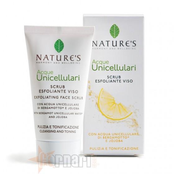 Nature's Acque Unicellulari Scrub Esfoliante Viso 50 ml