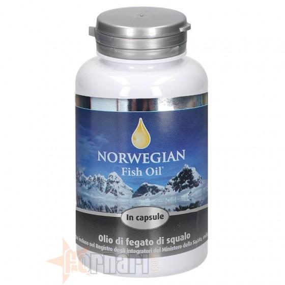 Norwegian Olio di Fegato di Squalo 120 cps