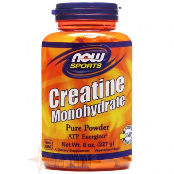 Now Foods Creatine Monohydrate Creatina Pura