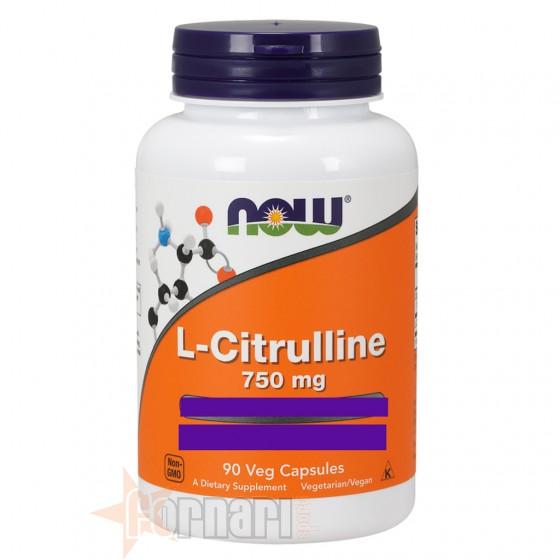 Now Foods L-Citrulline 90 cps