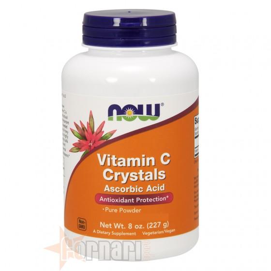 Now Foods Vitamin C Crystals 227 gr